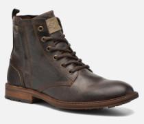 Don Stiefeletten & Boots in braun