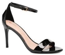 CALLY Sandalen in schwarz