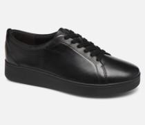 Rally C Sneaker in schwarz