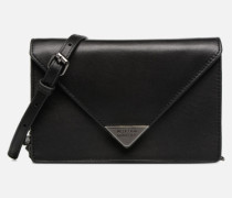 Molly Crossbody Handtasche in schwarz