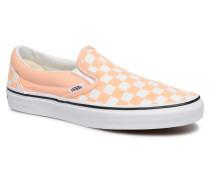 Classic Slip On W Sneaker in orange