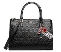 TABBI STATUS SATCHEL Handtasche in schwarz