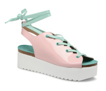 Delasse Sneaker in rosa