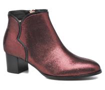 Calouna Stiefeletten & Boots in rot