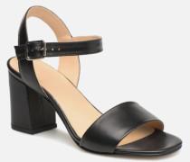 DEMET Sandalen in schwarz