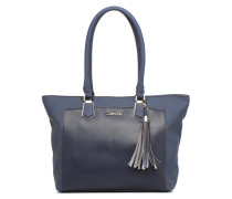 Elsa shopping bag Handtasche in blau