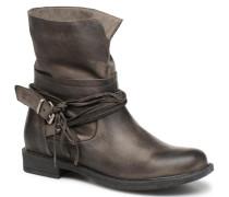 L.8.Pistilo Stiefeletten & Boots in grau