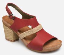 Mola N5031 Sandalen in rot