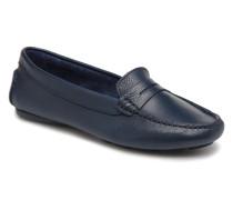 EDWINA Slipper in blau