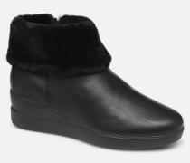 DSTARDUST Stiefeletten & Boots in schwarz