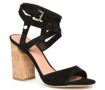PAULINA2 Sandalen in schwarz