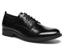 Class 12 Schnürschuhe in schwarz