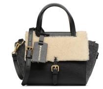 SACMEYA Handtasche in grau