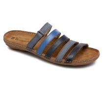Torcal N327 Clogs & Pantoletten in blau