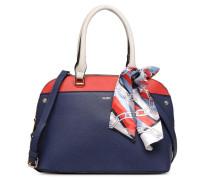 EMROBUA Handtasche in blau