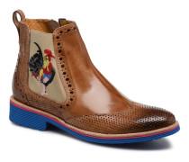 Melvin & Hamilton Amelie 47 Stiefeletten Boots in braun
