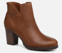 Verona Trish Stiefeletten & Boots in braun