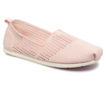 Plush Lite Sneaker in rosa