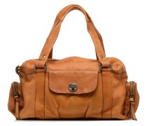 Totally Royal leather Small bag Handtasche in braun