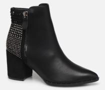 35119 Stiefeletten & Boots in schwarz