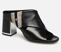 Bilbao 304 Clogs & Pantoletten in schwarz