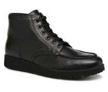 U NEW PLUGES D U843WD Stiefeletten & Boots in schwarz
