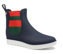 40831 Stiefeletten & Boots in blau