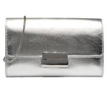 Chiara Clucth Handtasche in silber
