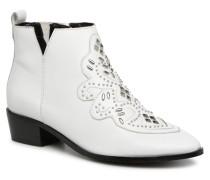 BtexChunky 47036 Stiefeletten & Boots in weiß