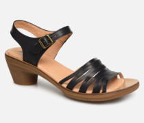 Vaquetilla N5352 Sandalen in schwarz