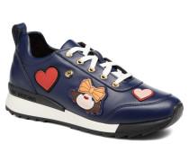 Charming Sneaker in blau