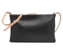 Tara Shine Handtasche in schwarz