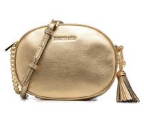 GINNY MD MESSENGER Handtasche in goldinbronze