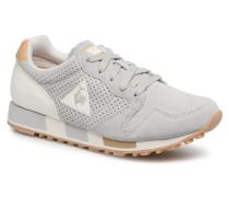 Omega Premium Sneaker in grau