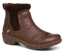 Yggdrasil NE23 Stiefeletten & Boots in braun