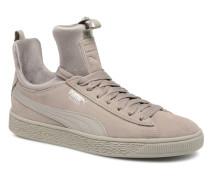 Suede Fierce Wn's Sneaker in grau