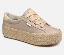 69476 Sneaker in goldinbronze