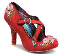 BERYLL BLOSSOM Pumps in rot