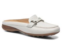 D EURO C D6245C Clogs & Pantoletten in weiß