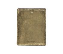 Big Etoile Porte iPad in goldinbronze
