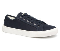 Canvas sneakers Sneaker in blau