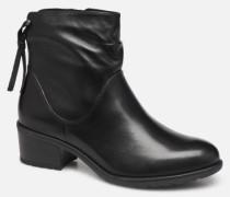 Nina Stiefeletten & Boots in schwarz