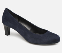 Tanja Pumps in blau