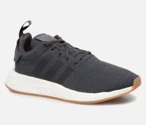 Nmd_R2 Sneaker in schwarz