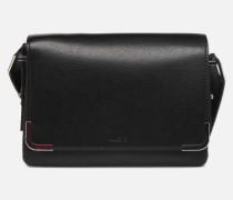 QIRASSA Handtasche in schwarz