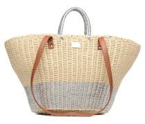 HYLAS Handtasche in silber