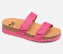 Lusaka C Clogs & Pantoletten in rosa