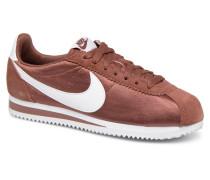 Wmns Classic Cortez Nylon Sneaker in lila