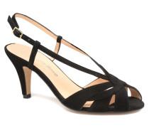 Exquise Sandalen in schwarz
