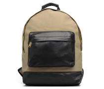 Gold Backpack Rucksäcke für Taschen in beige